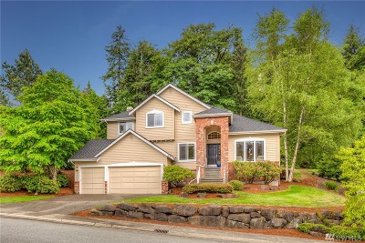 Newcastle Single Family Home For Sale: 8231 147th Ave SE