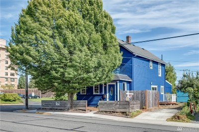 Single Family Home For Sale: 2422 F St