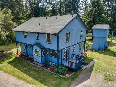 Port Orchard Single Family Home For Sale: 7607 SE Pinecreek Lane