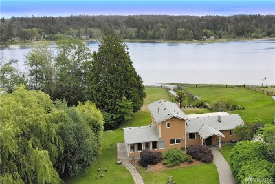 Gig Harbor Single Family Home For Sale: 15419 Goodrich Dr NW