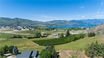 Chelan, Chelan Falls, Entiat, Manson, Brewster, Bridgeport, Orondo Residential Lots & Land For Sale: 132 Sr 150