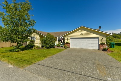 Anacortes Single Family Home For Sale: 3919 H Ave
