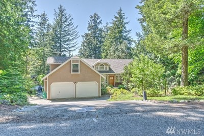 Bellingham WA Single Family Home For Sale: $799,500