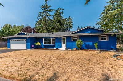 Oak Harbor Single Family Home For Sale: 428 NW Columbia Dr