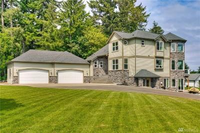Olympia Single Family Home For Sale: 4711 John Luhr Rd NE