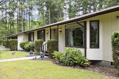 Graham Single Family Home For Sale: 20919 133rd Ave E
