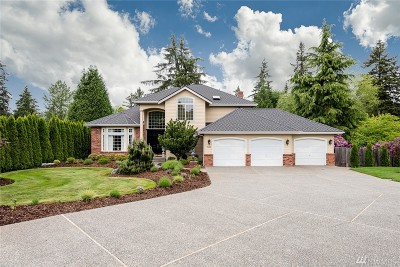 Snohomish Single Family Home For Sale: 7525 156th St SE