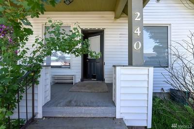 Renton Single Family Home For Sale: 240 Park Ave N