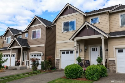 Bonney Lake Single Family Home For Sale: 21637 104th St Ct E