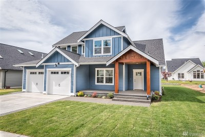 Lynden Single Family Home Contingent: 2031 Feather Dr