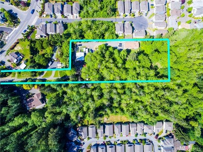 Lynnwood Residential Lots & Land For Sale: 15405 Manor Wy