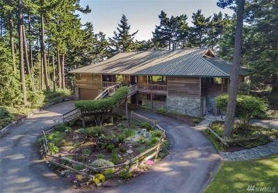 Coupeville Single Family Home Sold: 2267 Cedar Hollow Lane