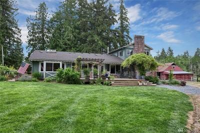 Graham Single Family Home For Sale: 23602 Orting Kapowsin Hwy E
