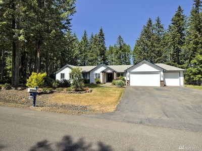 Port Orchard Single Family Home For Sale: 1213 SE High Ridge Ct