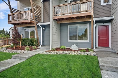 Puyallup Single Family Home For Sale: 17402 118th Av Ct E #B 413