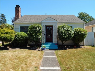 King County Single Family Home For Sale: 122 L St SE