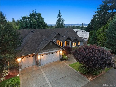 Auburn Single Family Home For Sale: 10527 SE 300th St