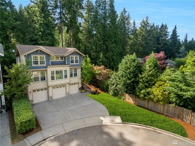 Bothell Single Family Home For Sale: 11123 NE 162nd St