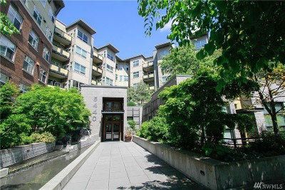 Condo/Townhouse For Sale: 5440 Leary Ave NW #522