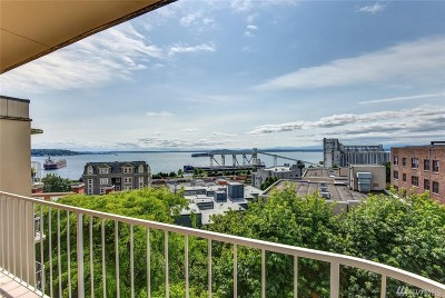 Condo/Townhouse Sold: 619 5th Ave W #503