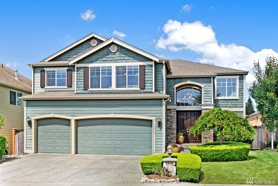Bothell Single Family Home For Sale: 4415 216th Place SE