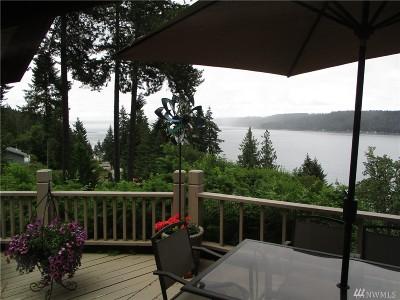 Belfair Single Family Home For Sale: 151 NE Alta Vista Dr