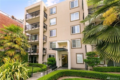 Condo/Townhouse For Sale: 626 4th Ave W #102