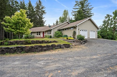 Centralia Single Family Home For Sale: 924 Roswell Rd