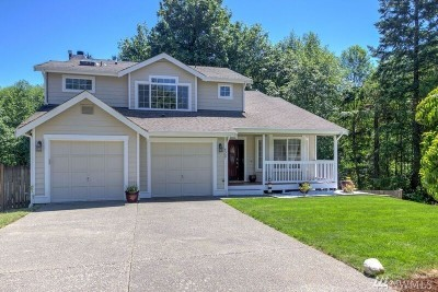 Port Orchard Single Family Home For Sale: 6307 Grandridge Dr SE