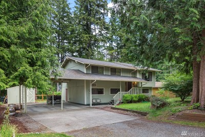Lake Tapps WA Single Family Home For Sale: $374,950