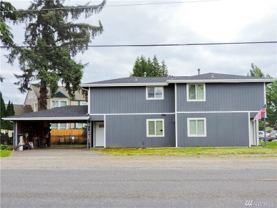 Sumner Multi Family Home For Sale: 1601 Wood Ave