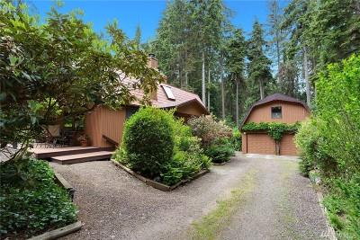 Woodinville Single Family Home For Sale: 23816 165th Ave SE