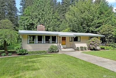 Lynnwood Single Family Home For Sale: 18702 Butternut Rd