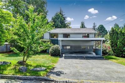 Redmond Single Family Home For Sale: 5323 155th Ave NE