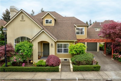 Bellevue Single Family Home Contingent: 6690 127th Place SE