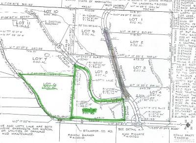 Elma Residential Lots & Land For Sale: Hot Dog Lane & Stamper Rd