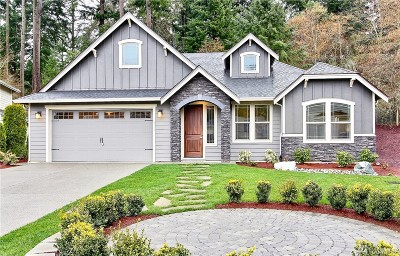 Gig Harbor Single Family Home For Sale: 5405 119th St Ct NW
