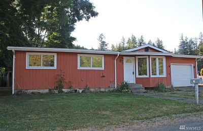 Winlock Single Family Home For Sale: 907 SW Front St