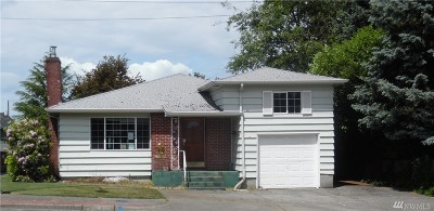 Tacoma Single Family Home For Sale: 4909 21st St N