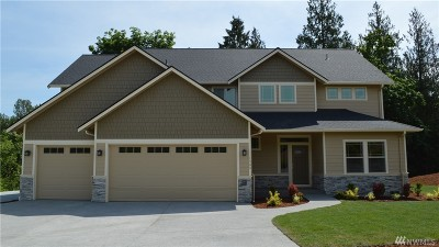 Spanaway Single Family Home For Sale: 220th St E