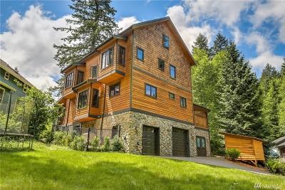 Snohomish Condo/Townhouse For Sale: 22205 E Lost Lake Rd