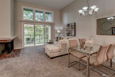 Mercer Island Condo/Townhouse Sold: 2933 76th Ave SE #42D