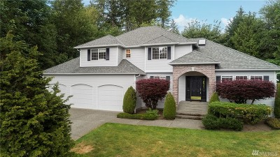 Woodinville Single Family Home For Sale: 17843 NE 205th St