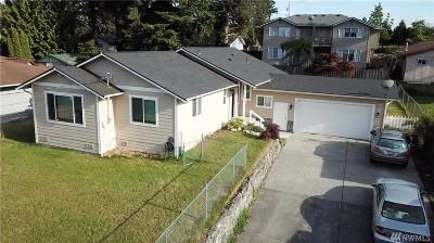 Everett Single Family Home For Sale: 312 75th St SE