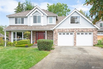 Federal Way Single Family Home For Sale: 2634 SW 343rd St