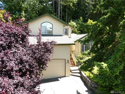 Anacortes Single Family Home For Sale: 2105 Meadows Lane