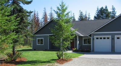 Rochester WA Single Family Home For Sale: $549,500