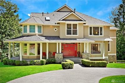 Renton Single Family Home For Sale: 19420 SE 174th St