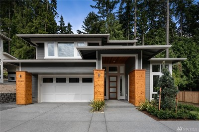Edmonds Single Family Home For Sale: 9340 232nd St SW