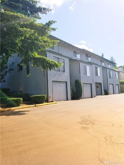 Tukwila Single Family Home For Sale: 4004 S 158th St #C